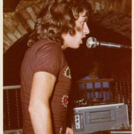 Daniele Baldelli, Tabù Club 1974