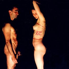 Jérôme Bel live @ Fisco 2001