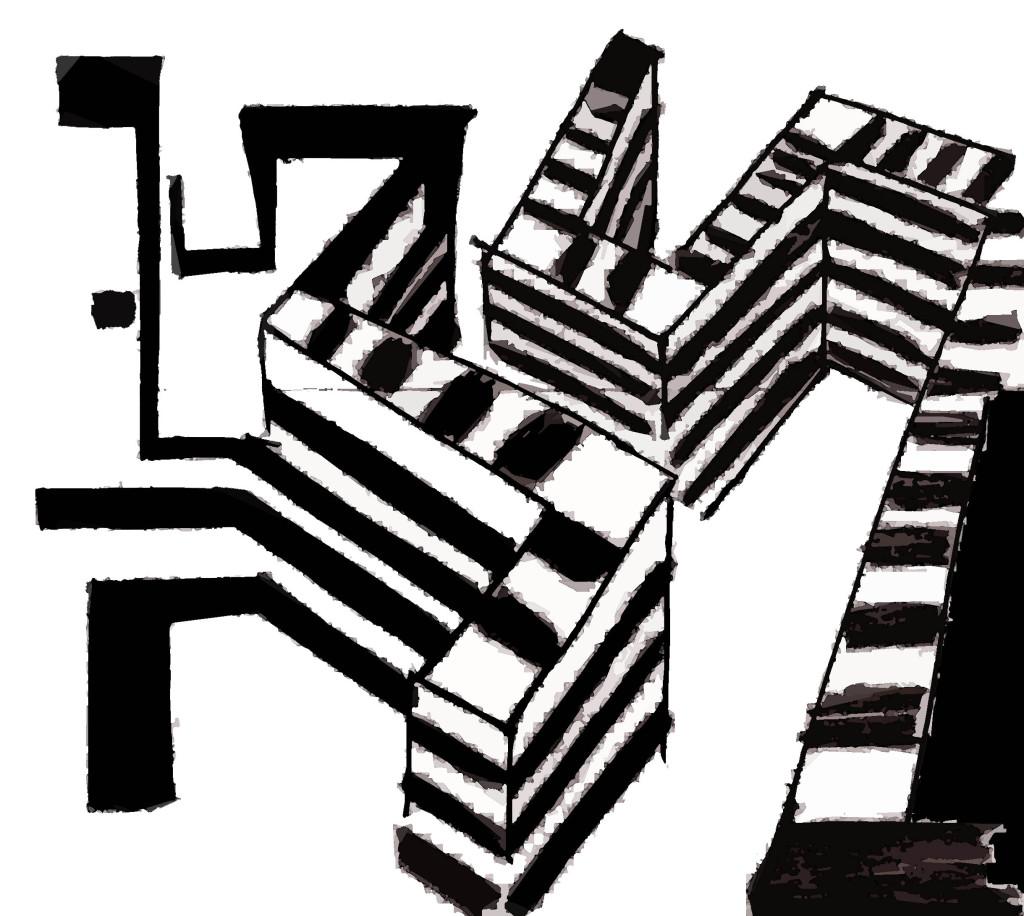 Labirinto Morphina Cocoricò_Simonetti&associati