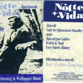 Notte Vidal, Link Project manifesto 1998
