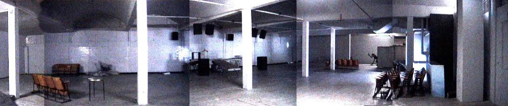 Sala bianca Panoramica