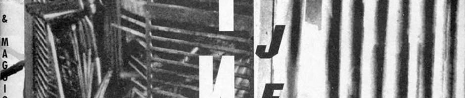 Rivista Link Project, primo numero aprile-maggio 1994