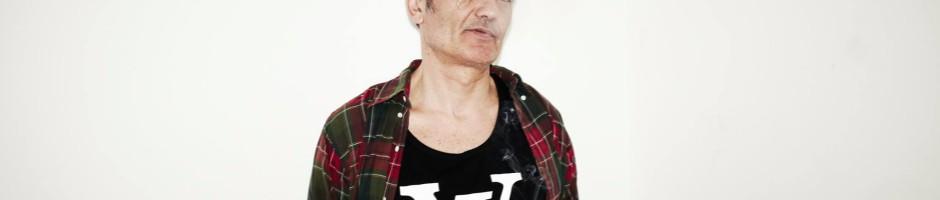 LUCA VITONE wears LOUIS VITONE for ™®√€. photo by Floriana Giacinti