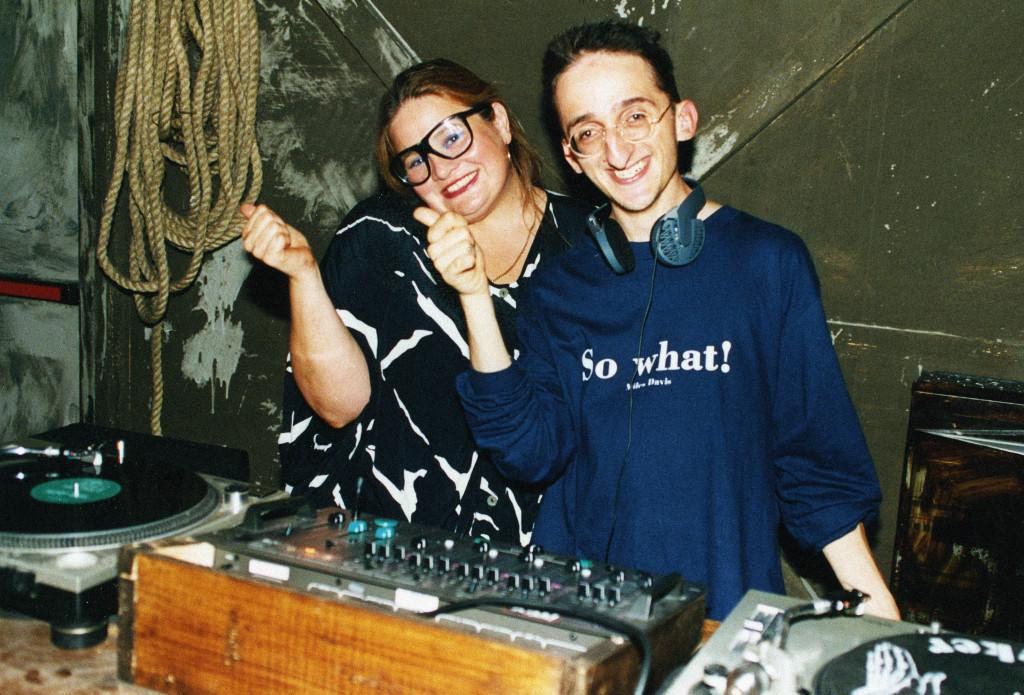 NicoNote + David Love Calò, Morphine 1995 © Archivi NicoNote
