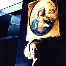 Aleph by G.T.Garattoni, Gabicce, 1985