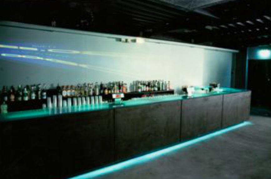 Bar Titilla by Demo Ciavatti, Cocoricò, Riccione
