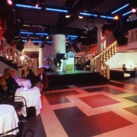 Diabolika after hour, dependance del Grand Hotel di Riccione (1988)
