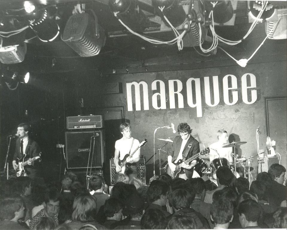 Marquee Club, Londra 1979
