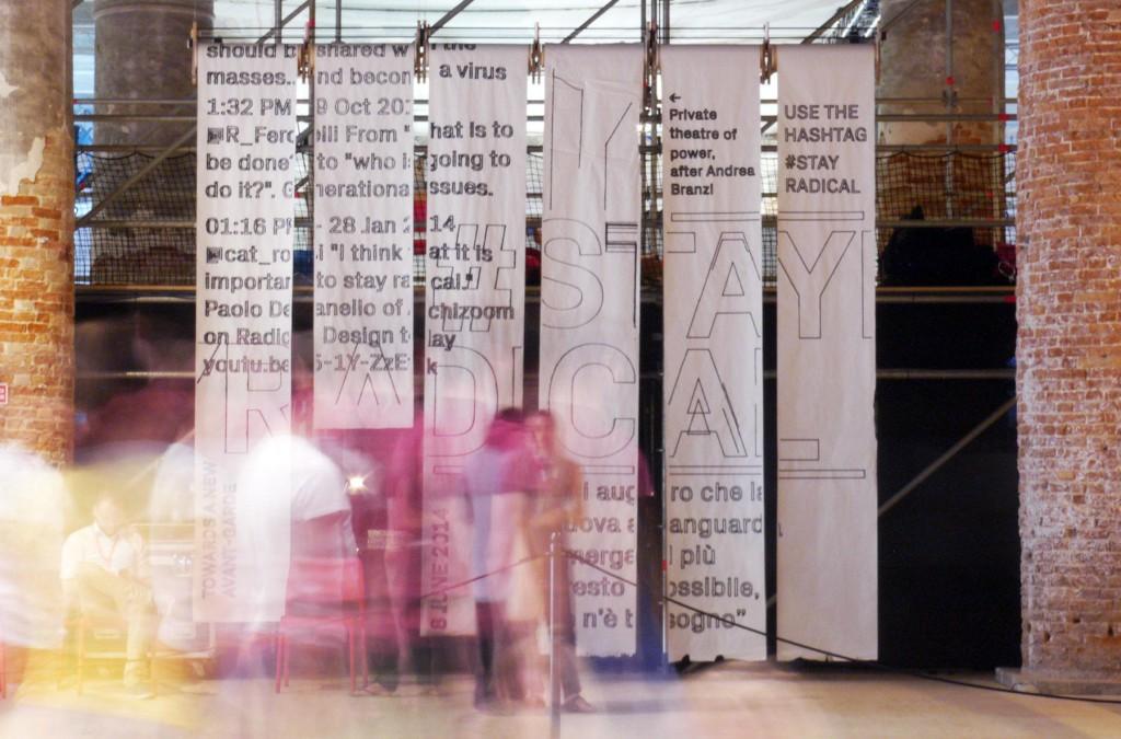 Stay Radical, 14 Mostra Internazionale di Architettura di Venezia 2014