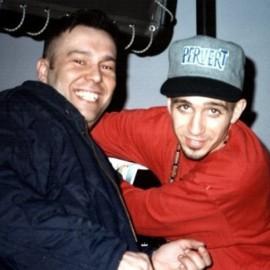 Luca Trevisi con Jazzy Nice @ Cap Creus (Imola) 1992