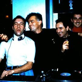 Luca Trevisi @ Kinki 1989/90