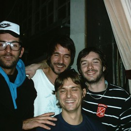 Jetlag @ Magazzini Generali - Marcelo Burlon, Ali Tiefschwarz , Lele Sacchi,  Jean