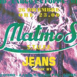 Matmos @ Lizard - 1992