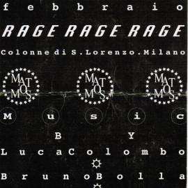 Matmos @ Rage - 1993